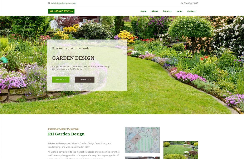 Home Rh Garden Design